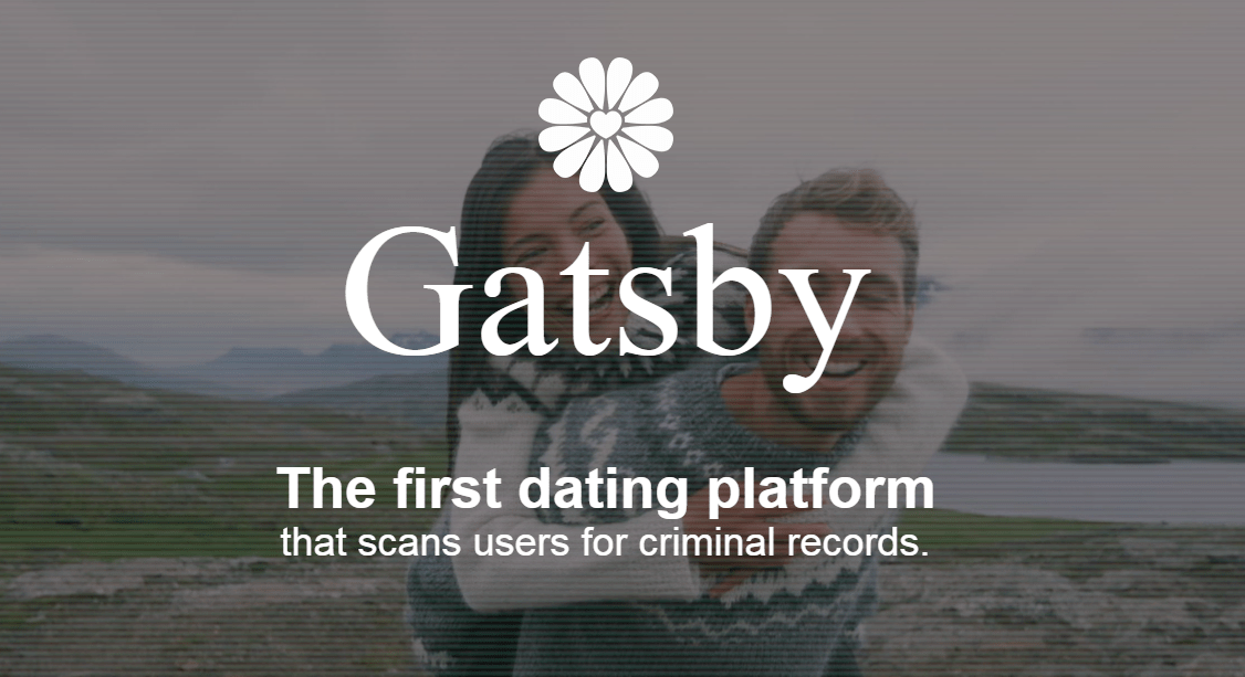 background check dating app
