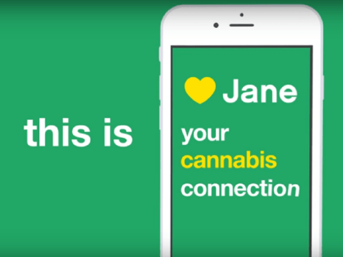 Jane is a new online market place that's going to be the Amazon of weed