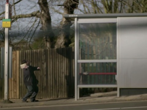 Secret government agent faces cutbacks in this comedy short film