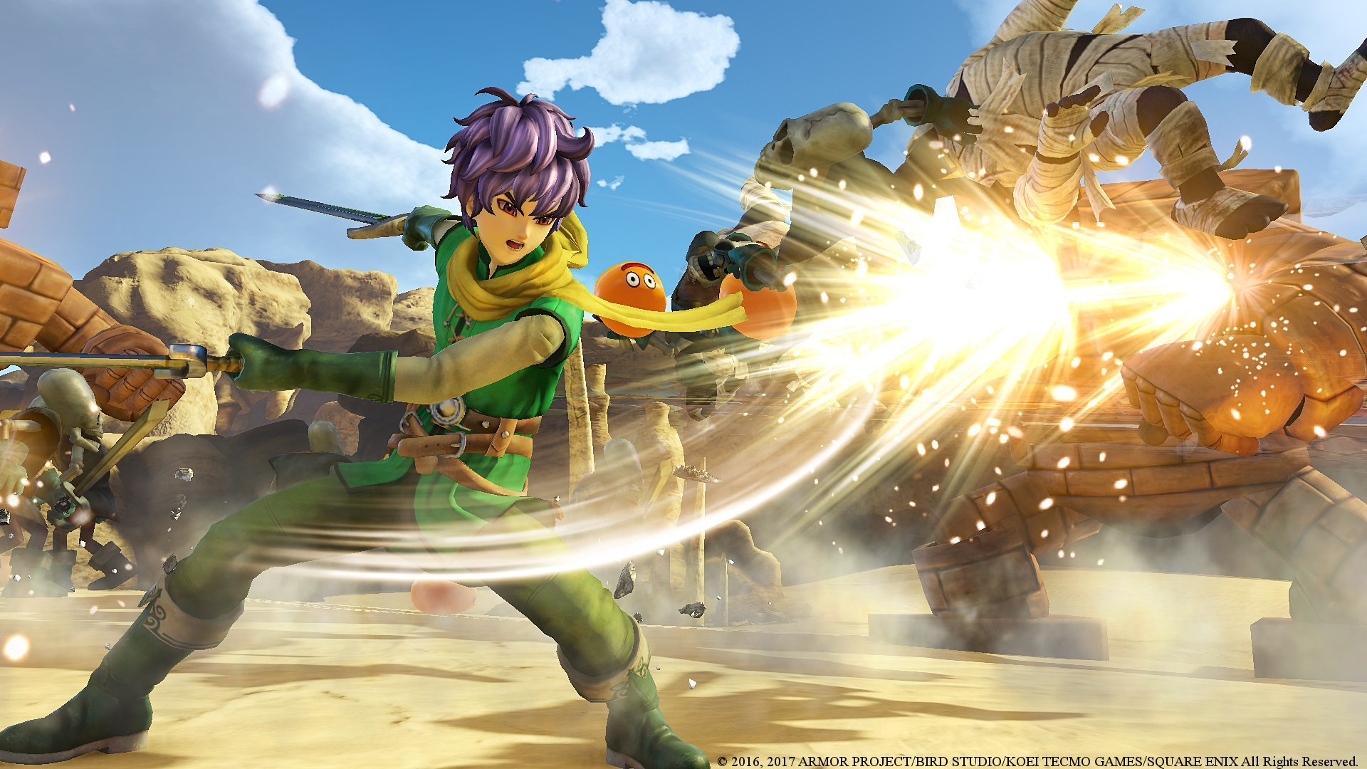 Dragon Quest Heroes II (PS4) - the dynasty goes on