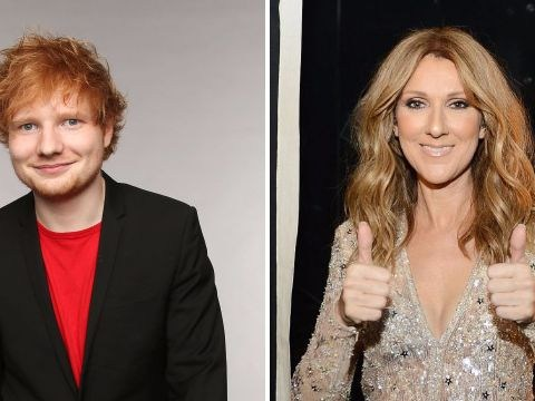 Ed Sheeran and Celine Dion to perform at Billboard Music Awards