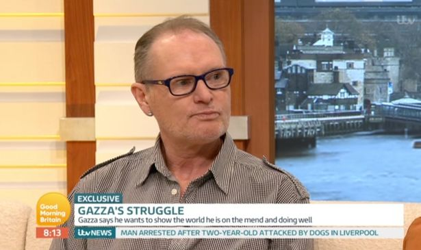 Paul Gascoigne vows to beat alcohol addiction in time for his 50th birthday following 'worst year' of his life