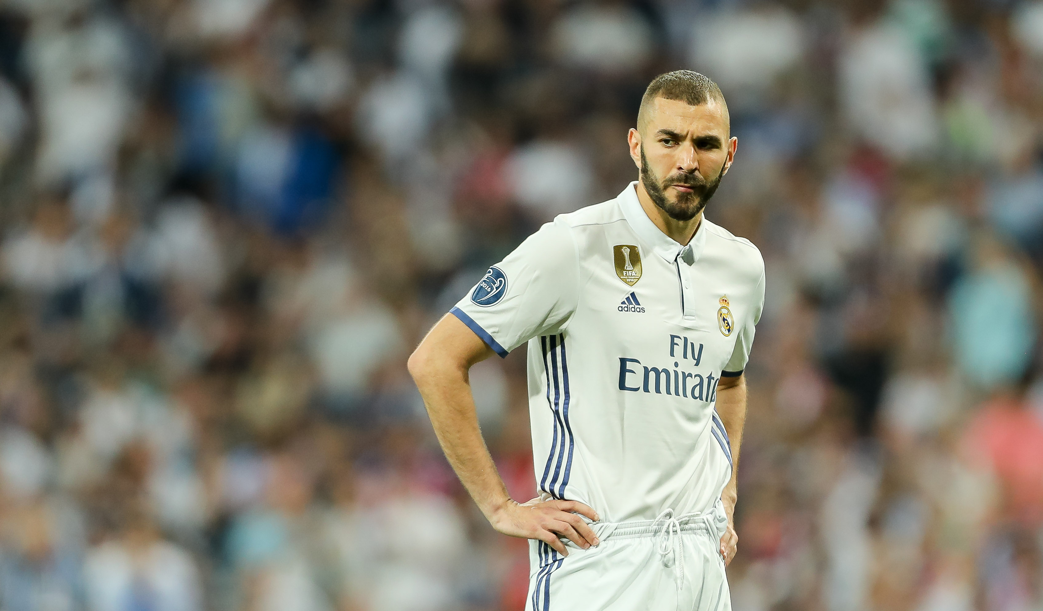 Didier Deschamps calls Karim Benzema 'pathetic' after liking Instagram picture