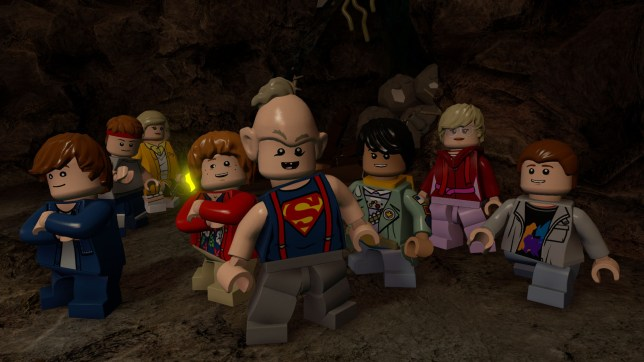 Lego Dimensions The Goonies (PS4) - hey, you guys!