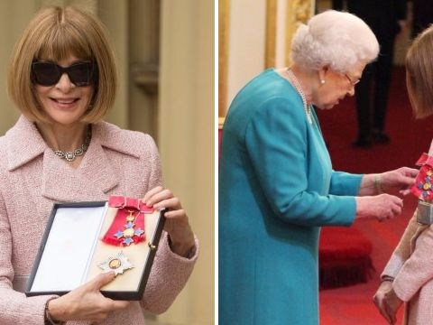 US Vogue editor Anna Wintour made Dame for services to fashion