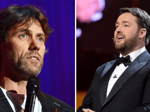 Jason Manford and John Bishop postpone Manchester charity gig after terror attack