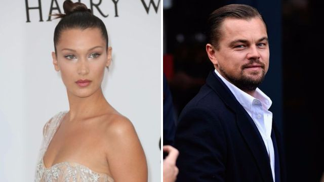 There's a rumour going around that Bella Hadid and Leonardo DiCaprio are dating