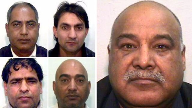 Four men from Rochdale paedophile ring are still in the UK