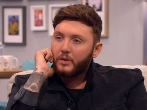 James Arthur says his mental health issues are 'getting better': 'I'm trying to be as positive as possible'