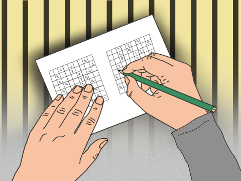 Here's why it's important to keep your hands and your mind busy in prison