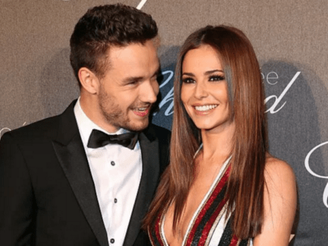 Apparently Cheryl doesn't like to discuss the 10 year age gap between her and Liam Payne