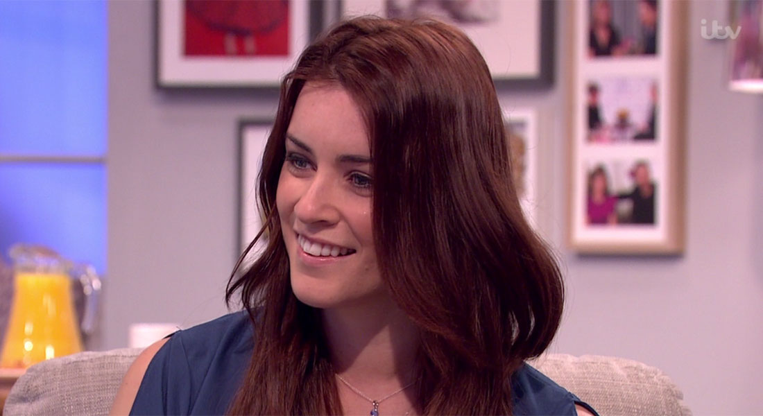 Lucie Jones reminds Lorraine that Brexit isn't the end of Eurovision for the UK
