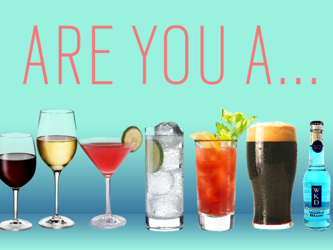 Here's what your favourite drink says about you