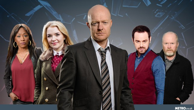 EastEnders boss interview part two