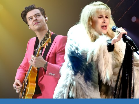 Harry Styles brought out Stevie Nicks for a duet and fans completely lost it