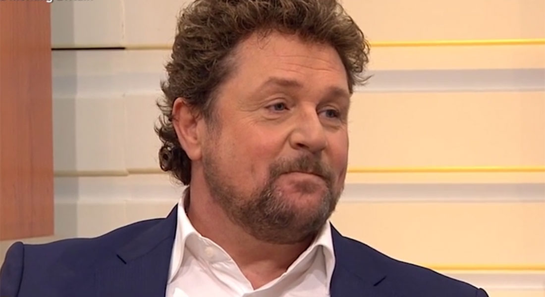 Michael Ball recalls his own Eurovision memories as he says 'I forgot about the voting'