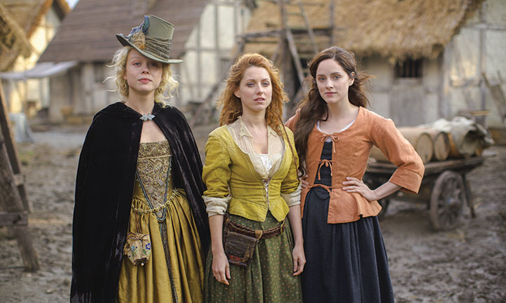 Jamestown episode one review: A cosy costume drama this ain't