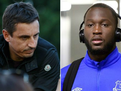Gary Neville sends warning to Jose Mourinho amid Romelu Lukaku transfer interest