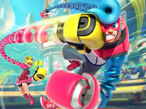 Games Inbox: ARMS test punch, Far Cry 5 and Nintendo Switch issues