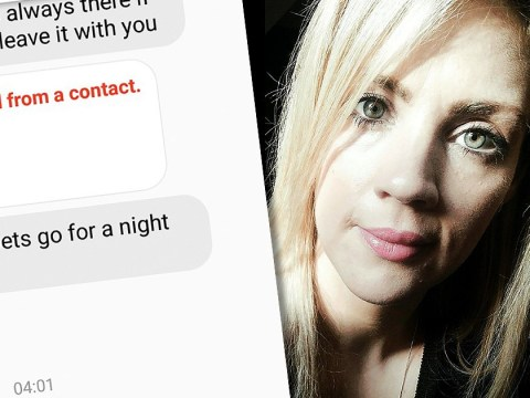 Single mum creates mock dating ad for cyber stalker she met on Plenty of Fish