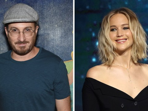 Jennifer Lawrence gushes about director boyfriend Darren Aronofsky: 'We had energy'