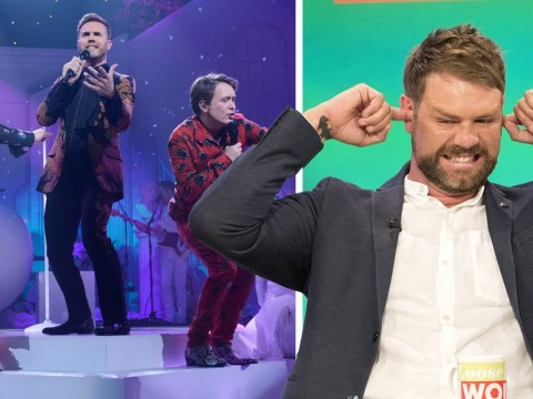 Westlife star Brian McFadden slams Take That: 'They should be called F**K THAT'