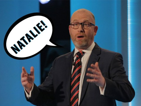 Paul Nuttall couldn't stop calling his rivals the wrong name during live TV debate