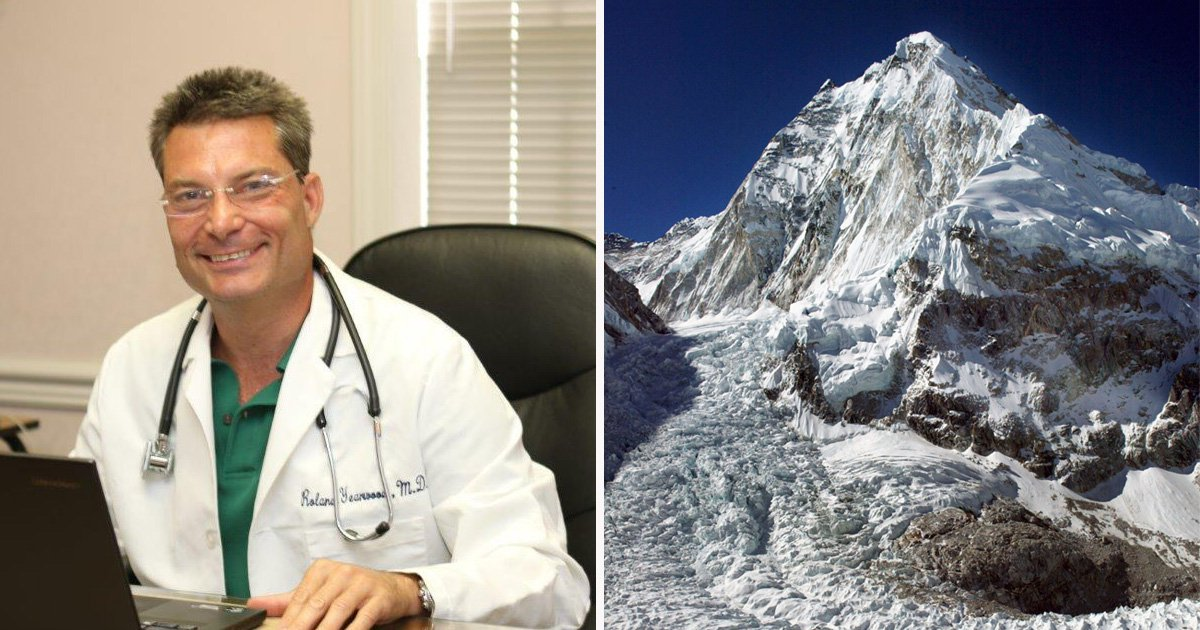 Doctor becomes third person in less than a month to die climbing Everest