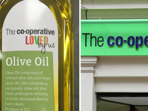Co-op is really eager to tell you what's in its olive oil