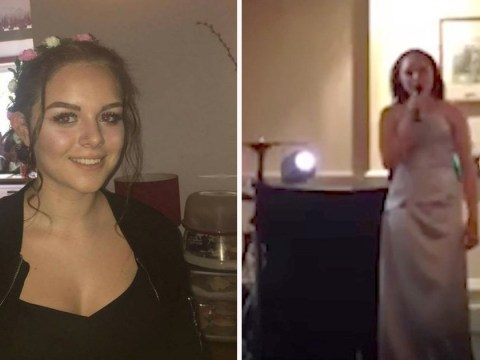 Olivia Campbell's family to play video of her singing at her funeral