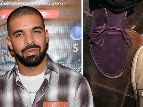 Drake has partnered with Clarks for a shoe line and it makes perfect sense