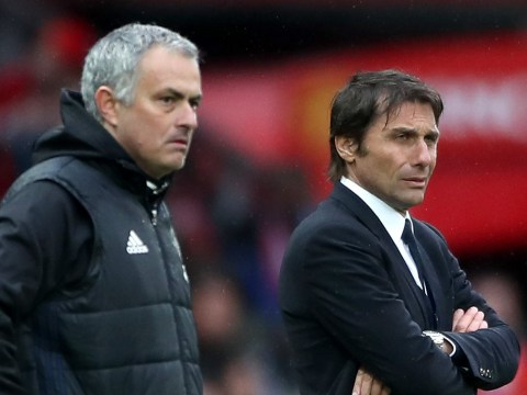 Jose Mourinho claims he would support Antonio Conte if he left Chelsea to join Inter