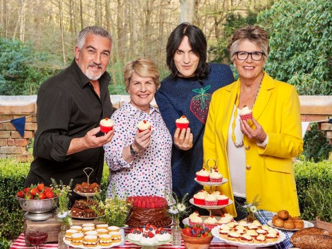 Looks like the new Great British Bake Off line-up isn't setting as well as hoped