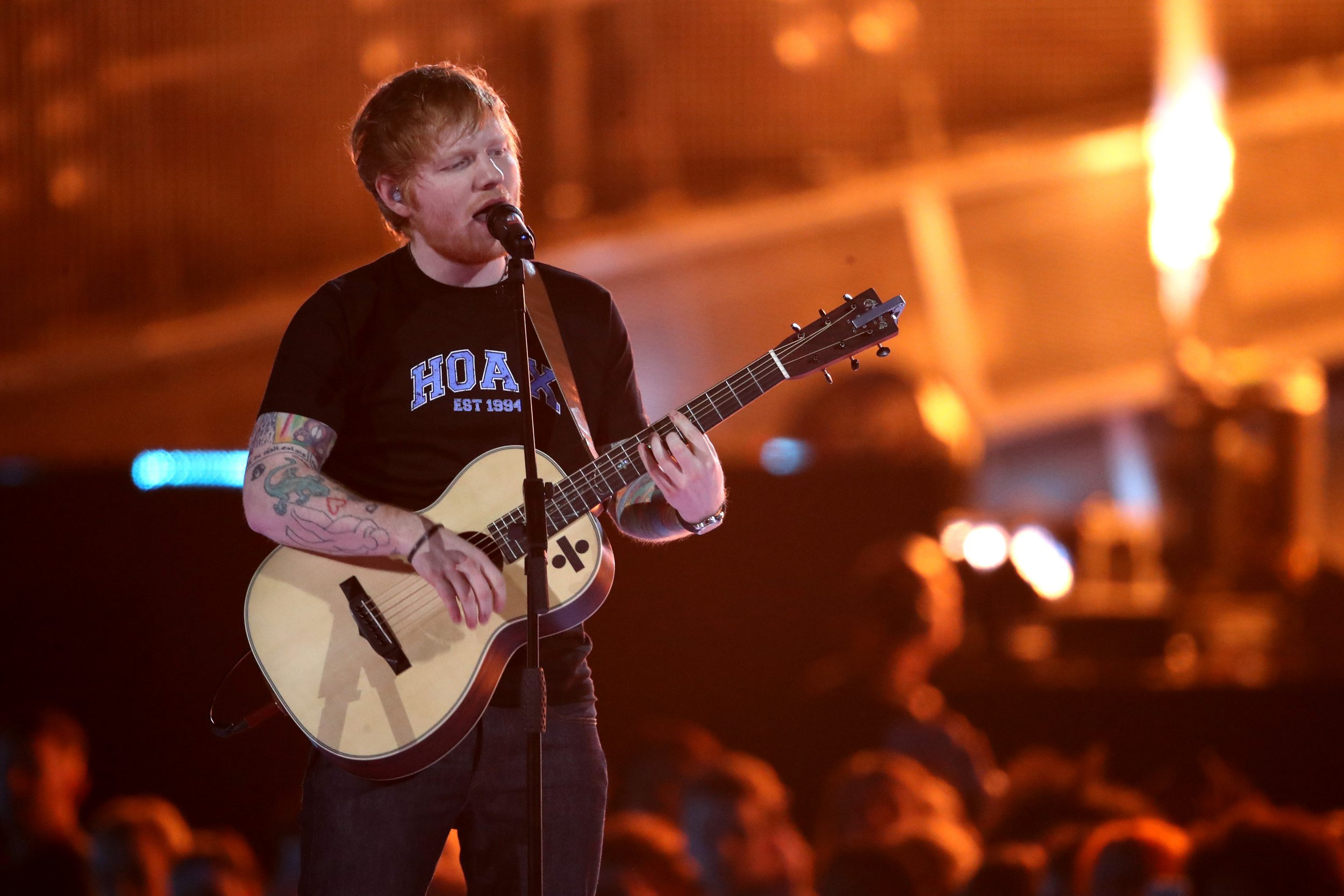 Ed Sheeran review: This one man band deserves all the praise he's been getting