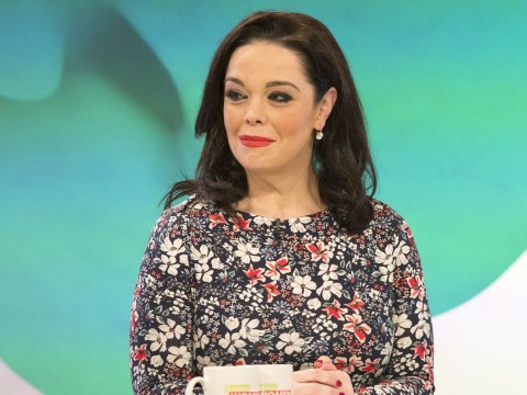Lisa Riley admits she has stopped IVF treatment as her eggs 'weren't good enough'