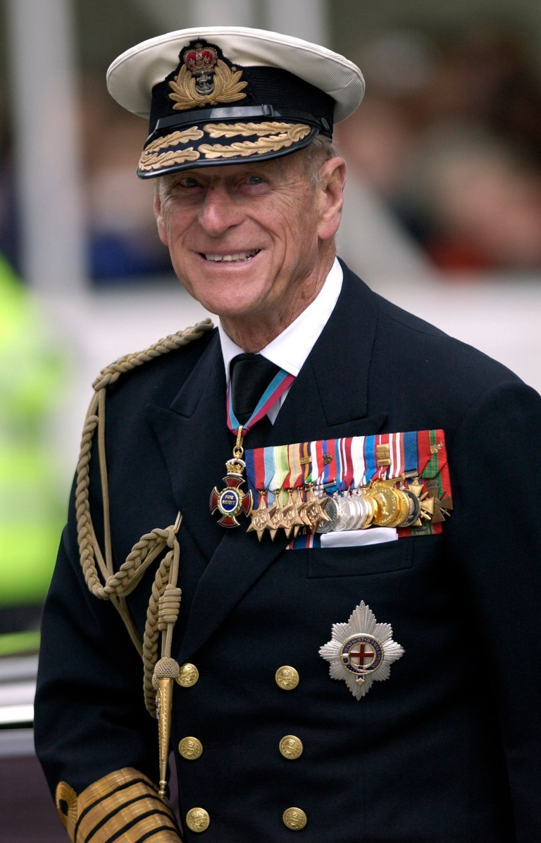 How Prince Philip has served Britain as a royal over the past seven