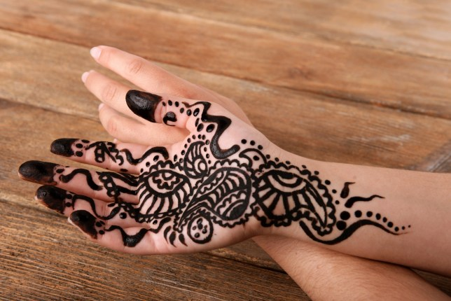 f6aec058c Black 'henna' is gloopy, odourless, and illegal (Picture: Shutterstock)