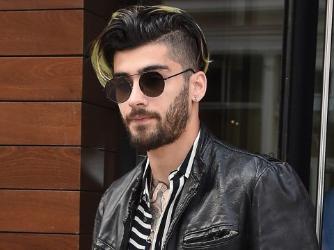 Zayn Malik slept on just a mattress for six months when he first moved to LA