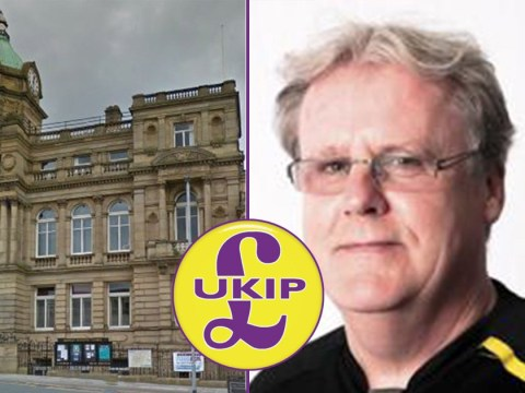 Ukip has finally won a seat in the local elections