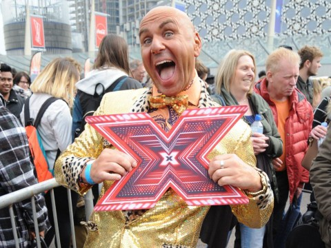 Former Big Brother star Simon Gross reveals why he made the leap into X Factor