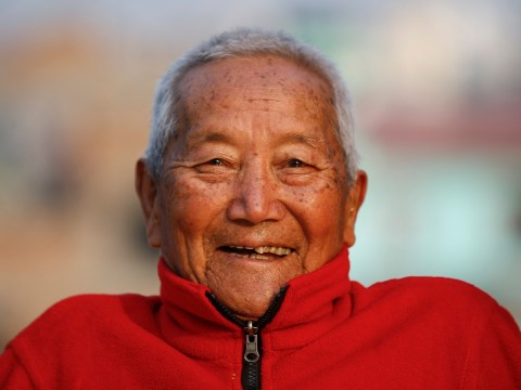 85-year-old dies trying to become world's oldest man to climb Everest