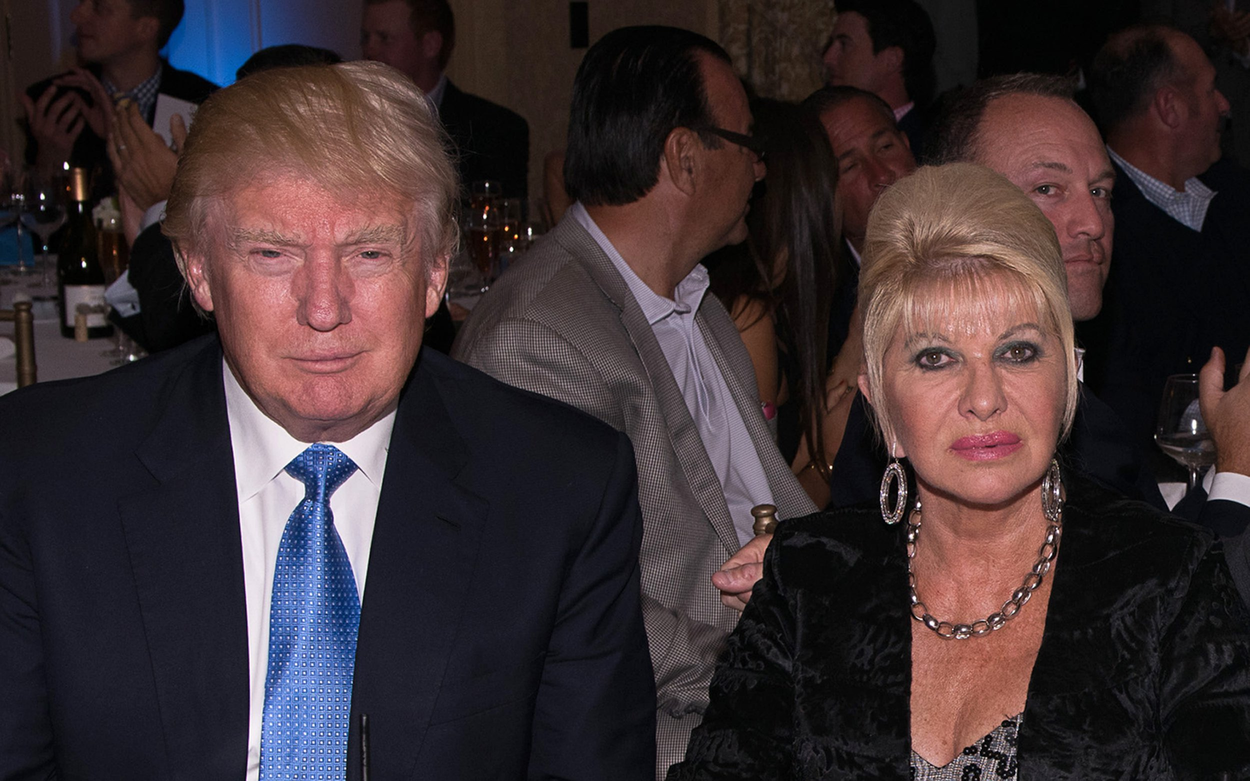 Watch out Donald! Ivana Trump 'offered £2 million to make Celebrity Big Brother return'