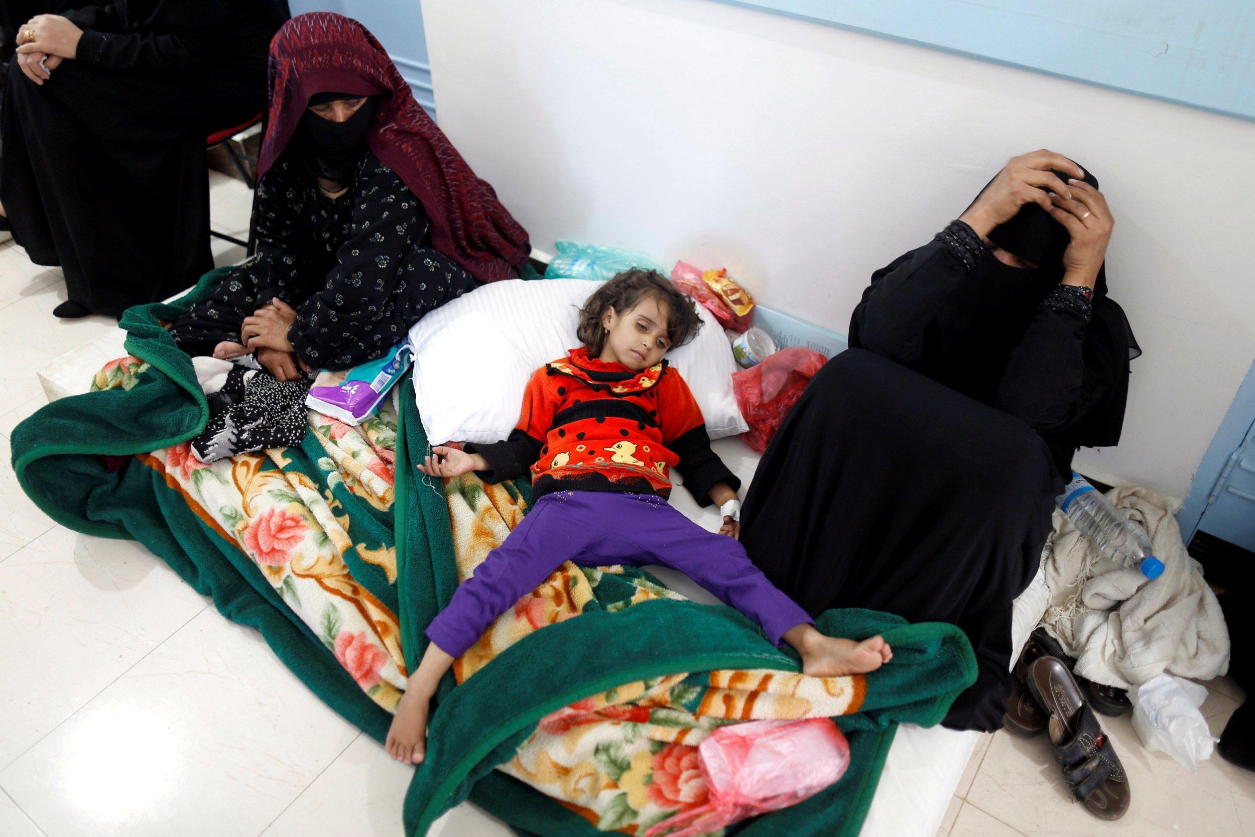 Cholera outbreak kills at least 25 people in Yemen