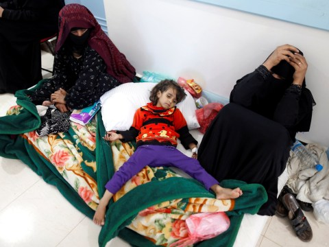 Cholera outbreak kills at least 25 people in Yemen