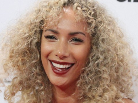 Leona Lewis admits health scare stopped her straightening her hair