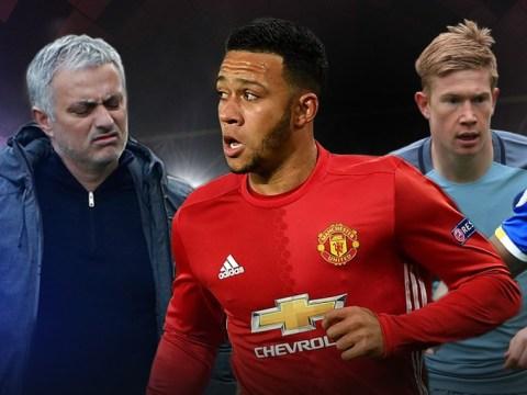 Lukaku, De Bruyne… now Depay: Has Mourinho spurned another superstar in the making?