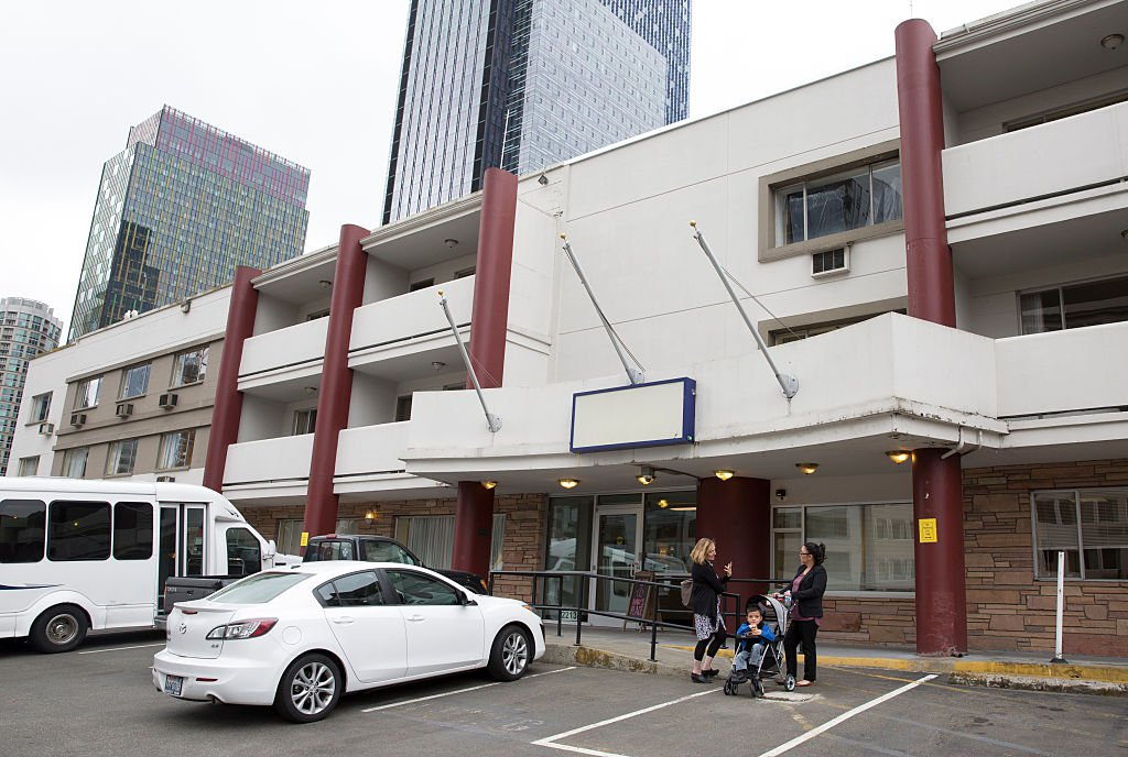 Amazon is turning a Travelodge in Seattle into a multi-million dollar state-of-the-art homeless shelter