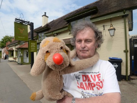 Ventriloquist quizzed by police over sexual remarks his dummy made to woman