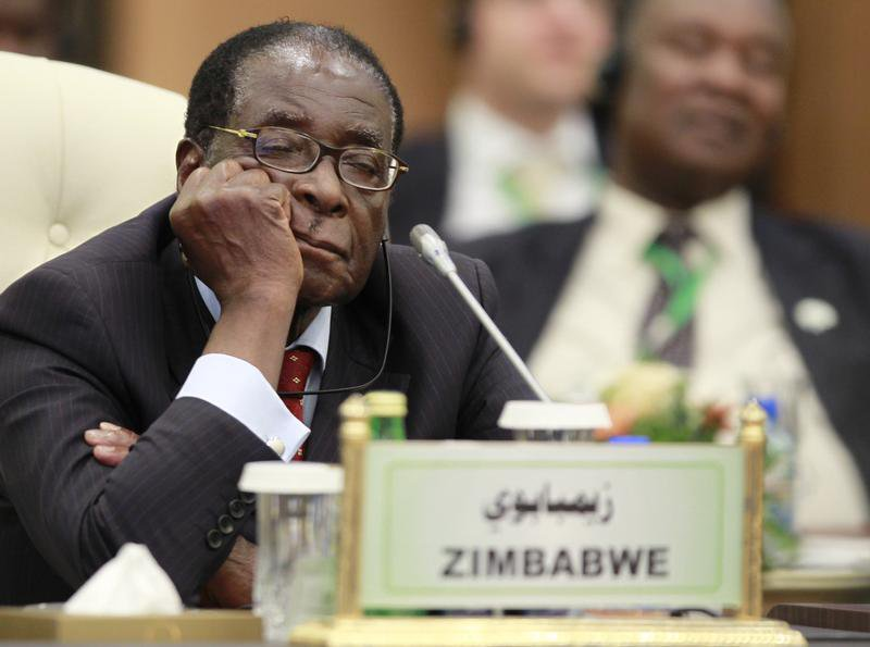 WHO 'rethinks' appointment of Mugabe as goodwill ambassador after huge backlash