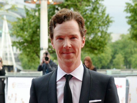 Benedict Cumberbatch prefers yoga to drugs and is happy with 'near-sobriety'